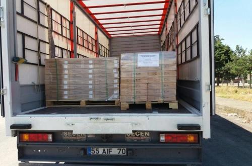samsun manisa ambar lojistik taşıma nakliyat parsiyel taşımacılık hizmetleri