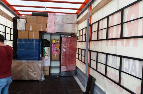 samsundan nakliyat asansörlü evden eve taşımacılık ambar hizmetleri lojistik