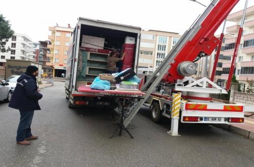 samsun bursa evden eve asansörlü nakliyecilik taşımacılık hizmetimiz