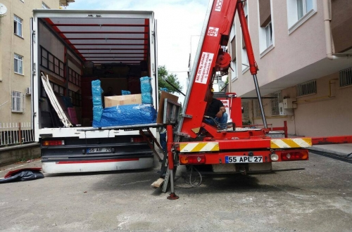 samsun evden eve ilden ile ambar taşımacılıgı(0507-681-91-25)