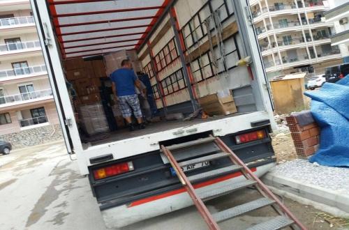 samsun profosyonel evden eve taşımacılık paketleme mobilya